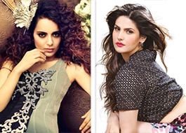 Kangna Ranaut replaced by Zareen Khan in Irrfan Khan starrer Divine Lovers