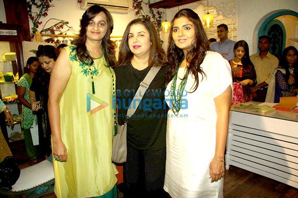 Bhumika, Farah Khan, Jyoti Mukerji