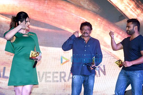 Zarine Khan, Ram Gopal Varma, Sachiin Joshi