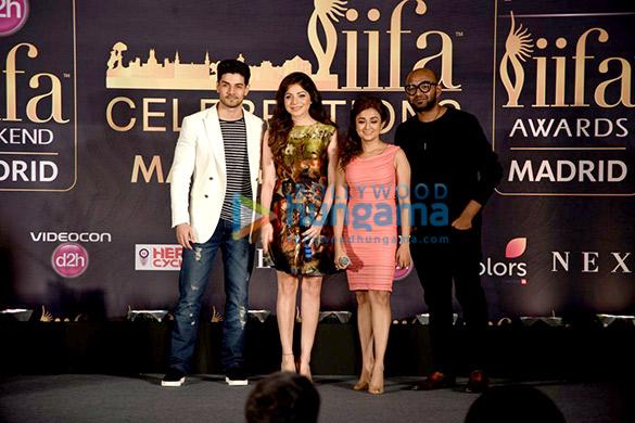 Sooraj Pancholi, Kanika Kapoor, Monali Thakur