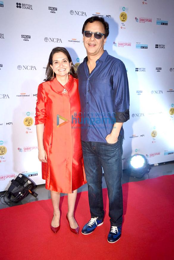 Anupama Chopra, Vidhu Vinod Chopra