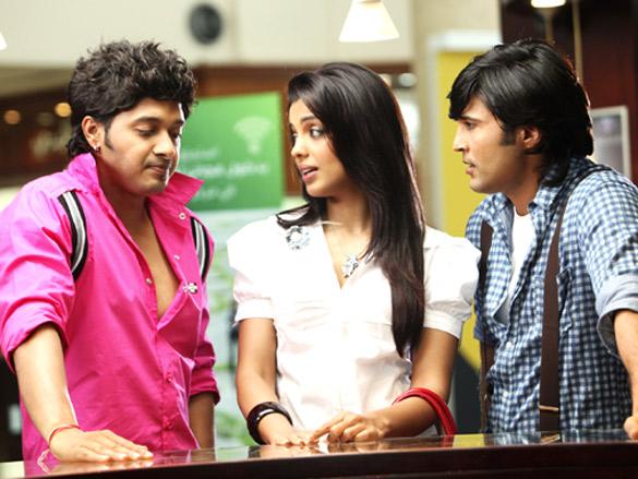 Movie Still From The Film Will You Marry Me?,Shreyas Talpade,Mugdha Godse,Rajeev Khandelwal