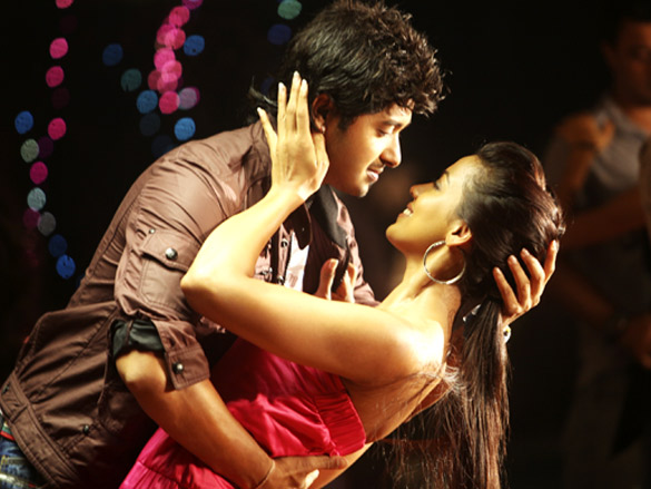 Movie Still From The Film Will You Marry Me?,Shreyas Talpade,Mugdha Godse