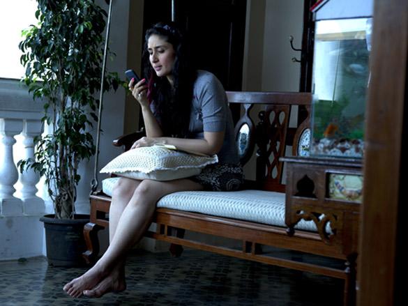 Movie Still From The Film  Ek Main Aur Ekk Tu,Kareena Kapoor