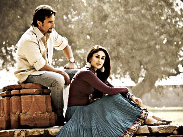 Movie Still From The Film Kurbaan,Saif Ali Khan,Kareena Kapoor