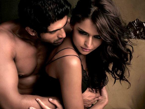 Movie Still From The Film Department,Rana Daggubati,Nathalia Kaur