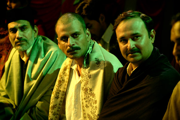 Movie Still From The Film Gangs Of Wasseypur,Manoj Bajpayee