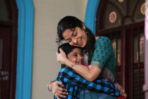 Movie Still From The Film Main Krishna Hoon,Namit Shah,Juhi Chawla