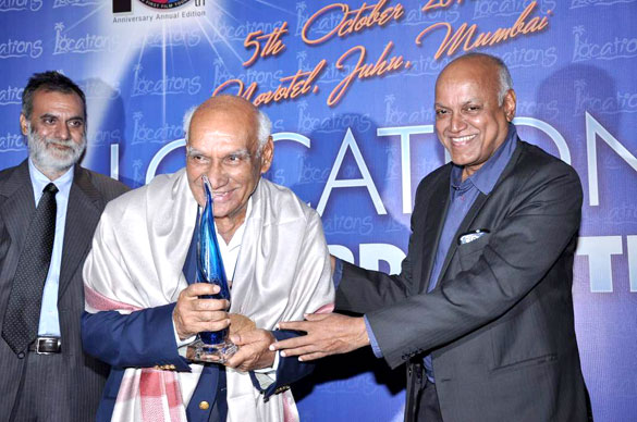 Yash Chopra, Manmohan Shetty