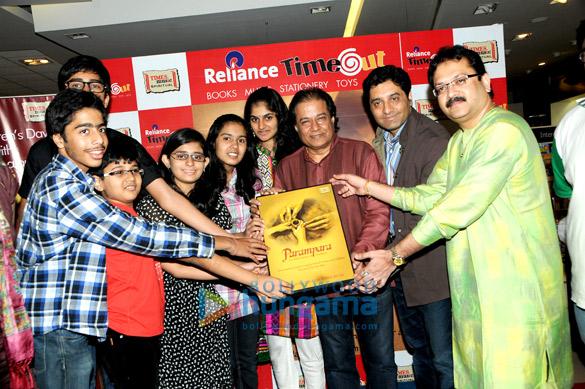 Anup Jalota, Manish Newar, Vivek Prakash