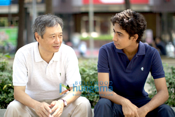 Ang Lee, Suraj Sharma