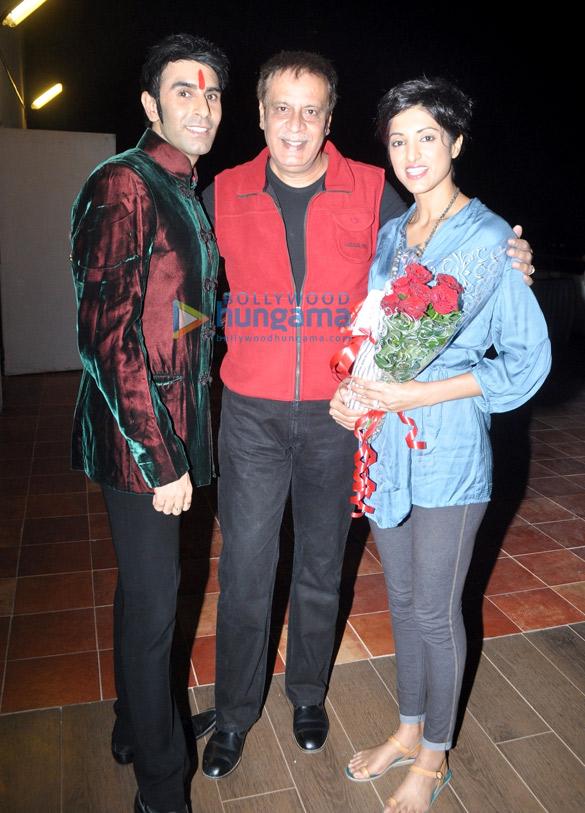 Sandip Soparrkar, Dipak Parasher, Jessy Randhawa