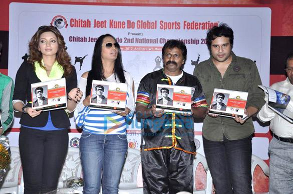 Shama Sikander, Kashmera Shah, Cheetah Yagnesh Shetty, Krishna Abhishek