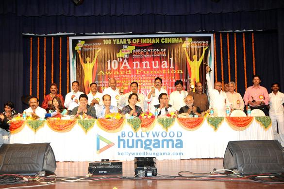 Adi Irani, Divya Dwivedi, Surenda Shrivastava, Gajendra Chauhan, Sajid Nadiadwala, Baldev Khosa, Babubhai Thiba