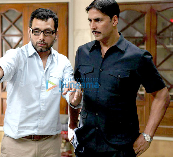 Neeraj Pandey,Akshay Kumar