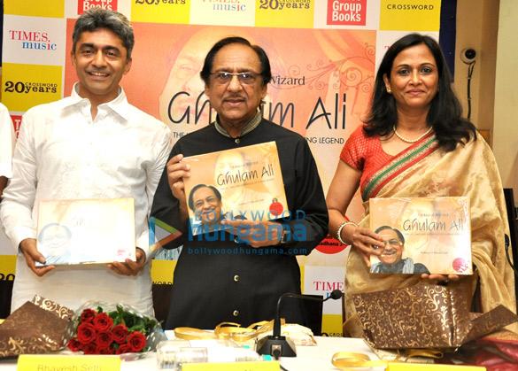 Bhavesh Seth, Gulam Ali, Sadhana J