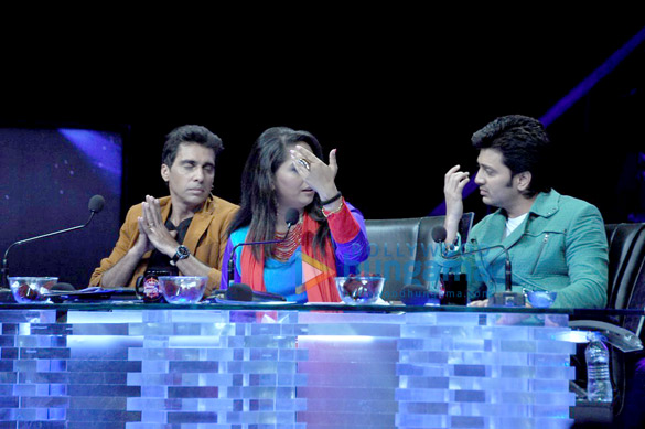 Ashley Lobo, Geeta Kapoor, Riteish Deshmukh