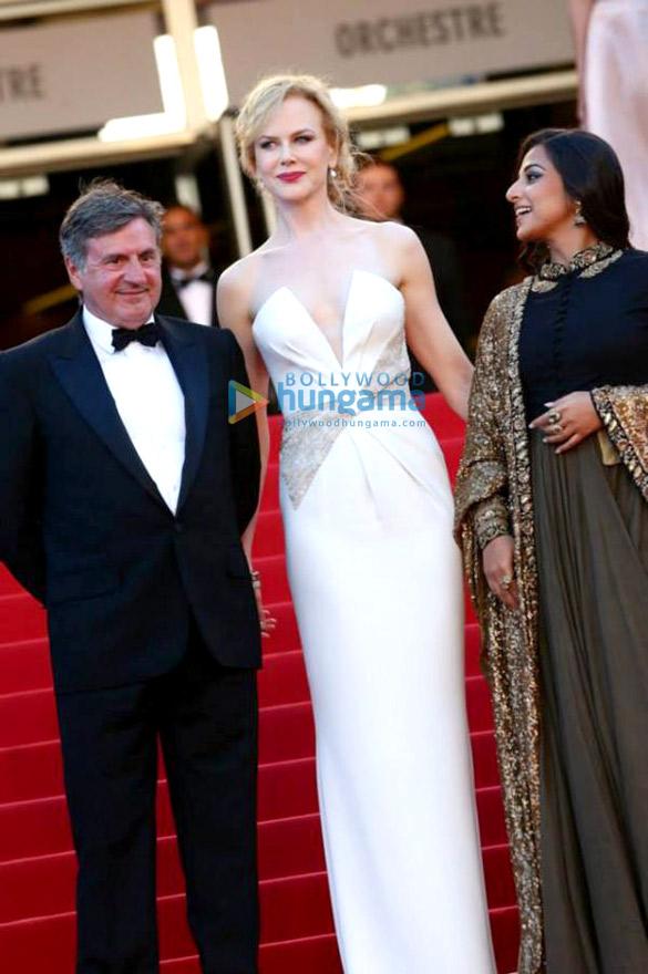 Daniel Auteuil, Nicole Kidman, Vidya Balan