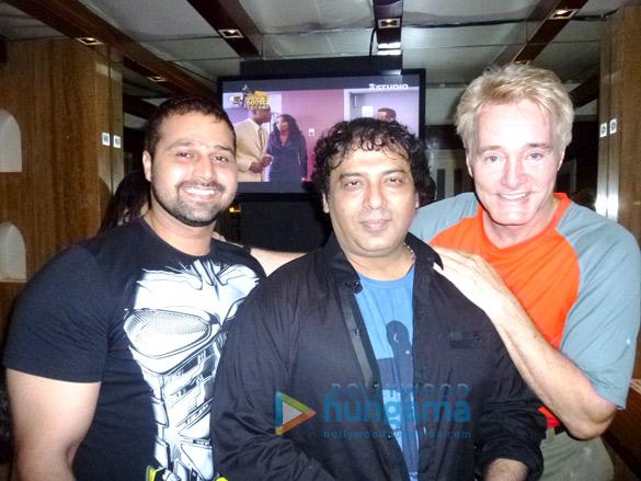 Mudasir Ali, Girish Malik, Gary Richardson