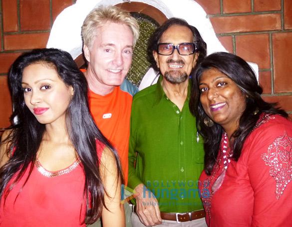Momita Deb, Gary Richardson, Alyque Padamsee, Anusha Srinivasan Iyer
