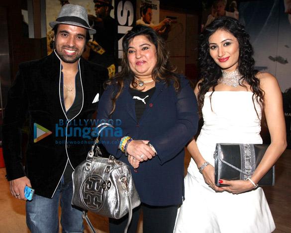 Mohit, Dolly Bindra, Urvashi