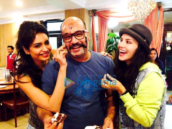 Karishma Tanna,Mohan Kapoor,Sunny Leone