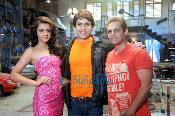 Ruhi Singh,Abhay Kumar,Nasir Khan