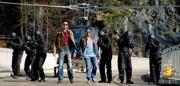 Abhishek Bachchan,Uday Chopra