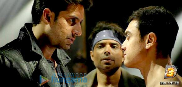 Abhishek Bachchan,Uday Chopra,Aamir Khan