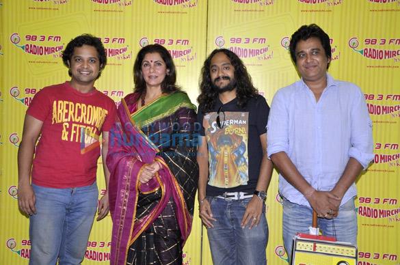 Anand Tiwari, Dimple Kapadia, Gurmmeet Singh, Manu Rishi Chadha
