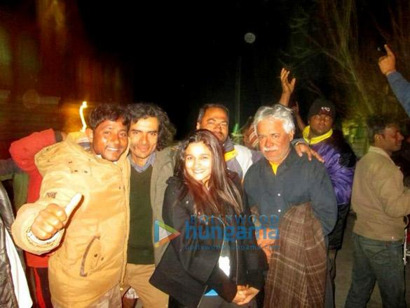 Imtiaz Ali,Alia Bhatt,Anil Mehta