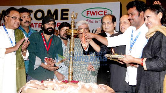 Javed Akhtar, Dharmesh Tiwari, Mahesh Bhatt