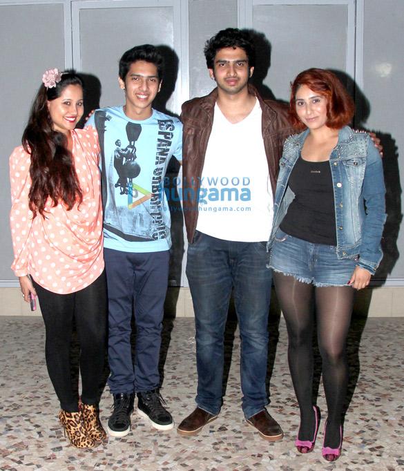 Apeksha Dandekar, Amal Malik, Armaan Malik, Neha Bhasin