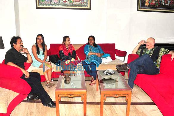 Ajay Najat, Smitha Siah, Rebecca Changkija, J Brandon Hill