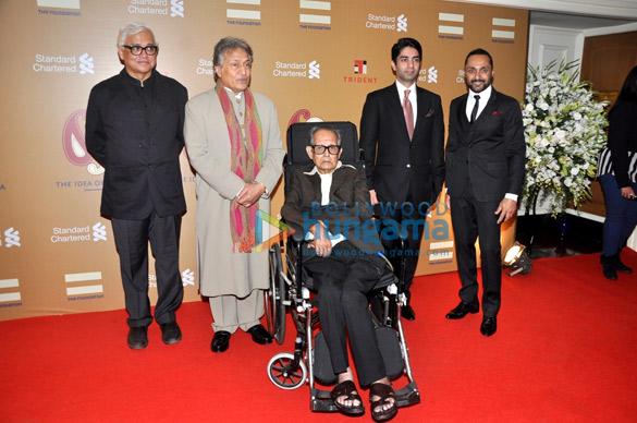 Amitav Ghosh, Ustad Amjad Ali Khan, Abhinav Bindra, Rahul Bose, RK Laxman