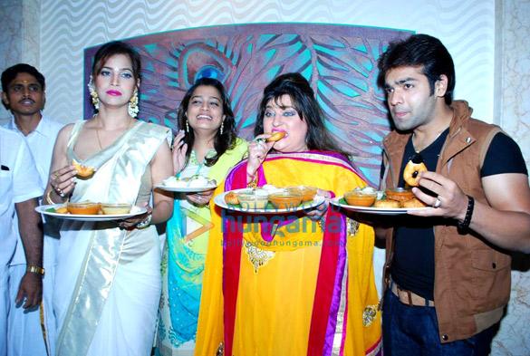 Tanisha Singh, Ekta, Dolly Bindra, Yash