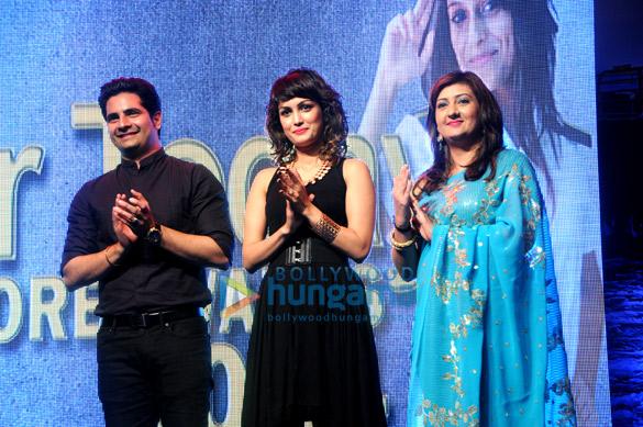 Karan Mehra, Nisha Rawal, Juhi Parmar