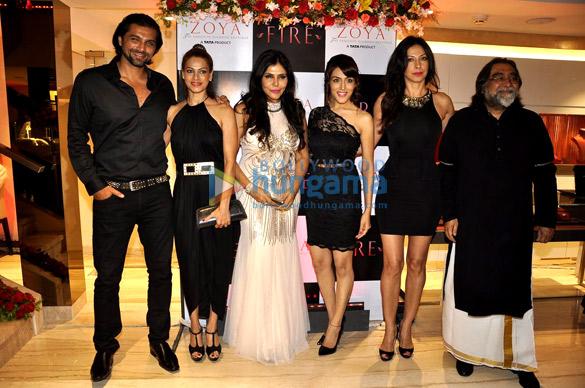 Chetan Hansraj, Lavania Pereira, Nisha Jamwal, Sudeepa Singh, Vida Samadzai, Prahlad Kakkar