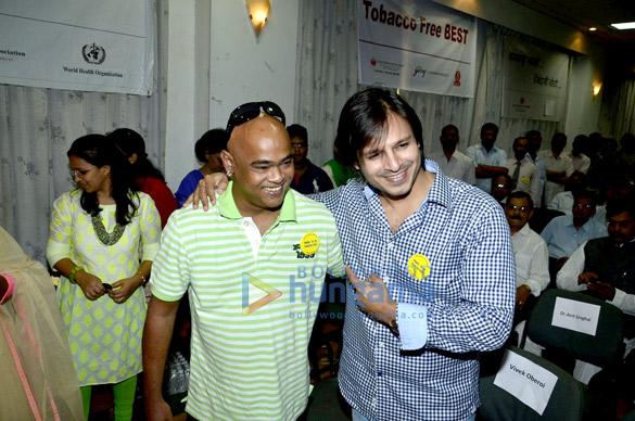 Vinod Kambli, Vivek Oberoi
