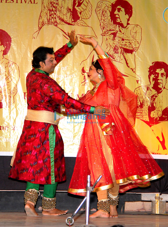 Pt. Ram Mohan Maharaj, Neelima Azim