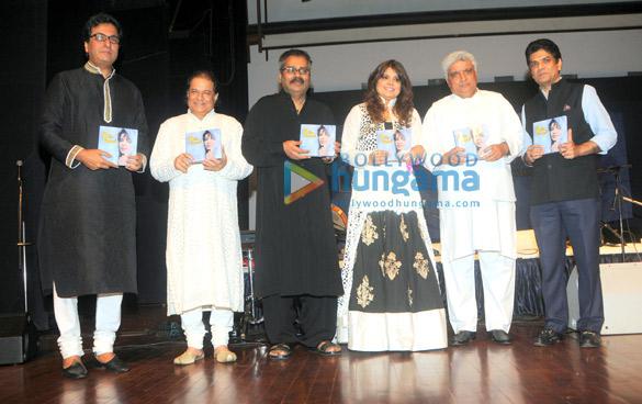 Talat Aziz, Anup Jalota, Hariharan, Smita Parikh, Javed Akhtar, Saurabh Daftary