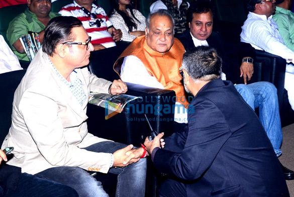 Manoj Joshi, T P Aggarwal, Jiten Purohit