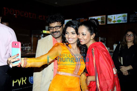 Hrishikesh Joshi, Pooja Sawant, Neha Joshi