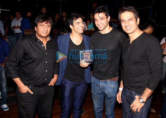 Suresh Thomas, Himanshu Malhotra, Prashant Ranyal, Sachin Khurana