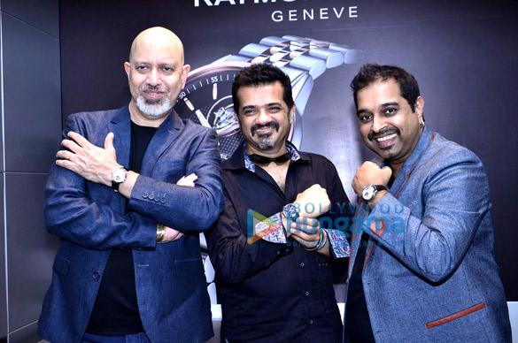 Loy Mendonsa, Ehsaan Noorani, Shankar Mahadevan
