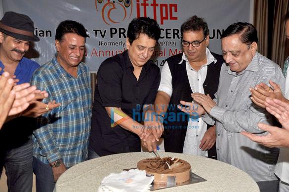 JD Majethia, Sajid Nadiadwala, Subhash Ghai