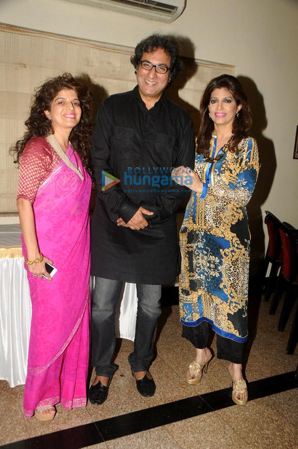 Dr.Anjali Chabria, Talat, Bina Aziz