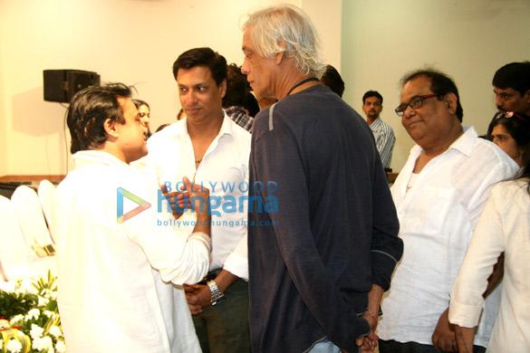 Sanjay Chhel, Madhur Bhandarkar, Sudhir Mishra, Satish Kaushik
