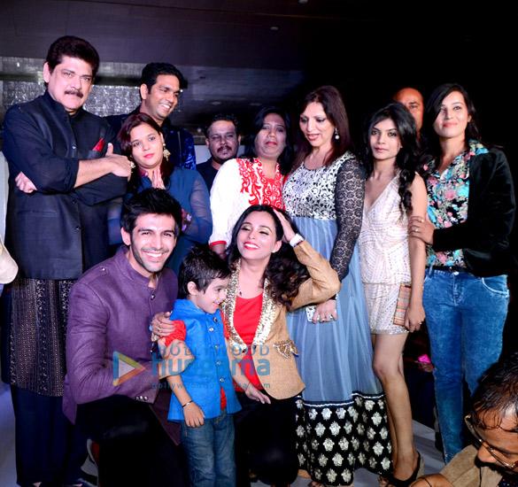 Pankaj Dheer, Kartik Aryan, Kirti Rathore, Shubh Malhotra, Anita Peter, Naaz