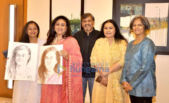 Zarina Wahab, Bindiya Goswami, Amol Palekar, Vidya Sinha, Sandhya Ghokle